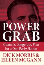OBAMA POWER GRAB