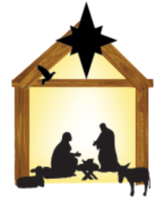 christmas creche